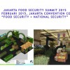 Jakarta Food Security Summit 2015 (Expotama)