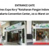 Agrinex Expo 2015 (Entrance Gate)